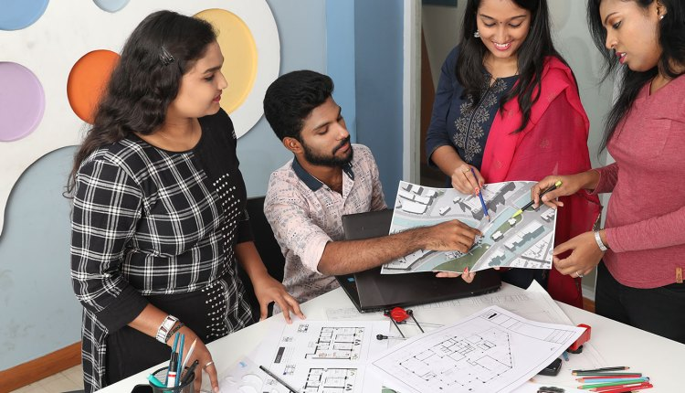Interior Designing Courses In Bangalore Jayanagar