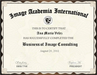 Image Consultant Certification