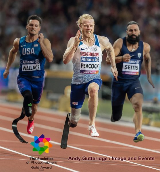 Gold Award for Andy Gutteridge | Image and Events Photography Media