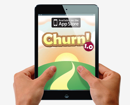 Churn-App-for-ipad-and-iphone-now-available-in-the-App-Store