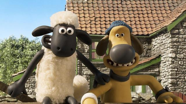 Shaun, vita da pecora