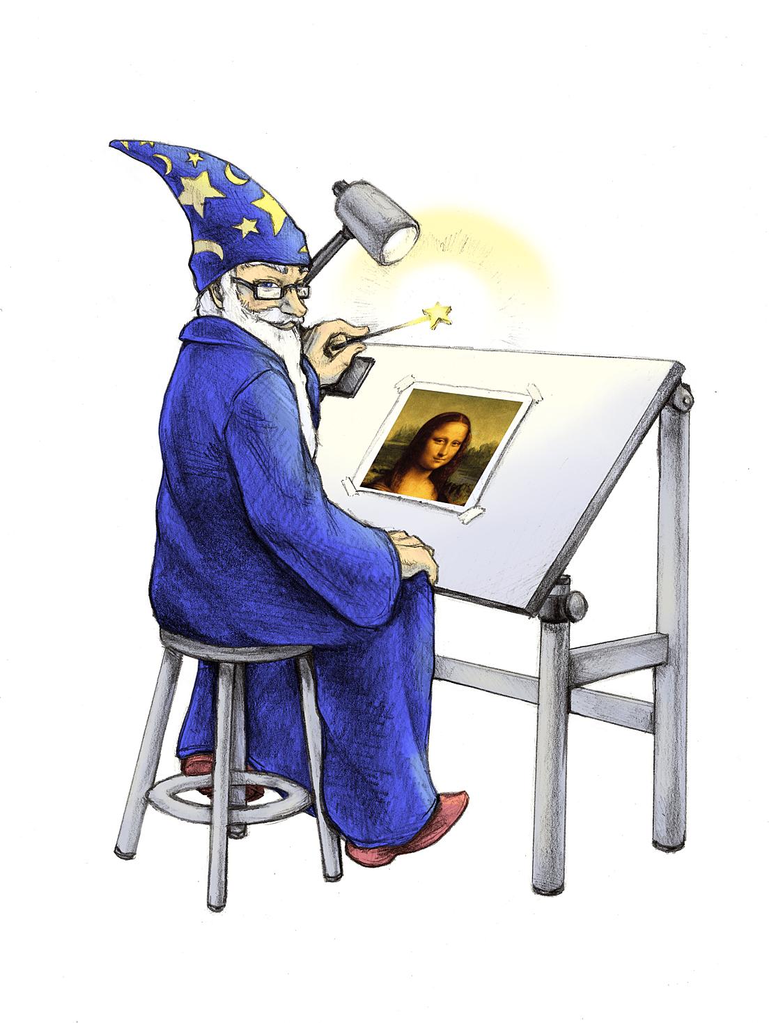 ImageMagick wizard