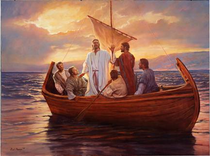 Jesus, pescador de hombres
