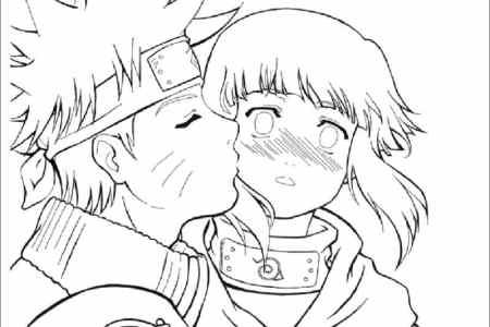 Dibujo de chica anime con corazon dibujos t