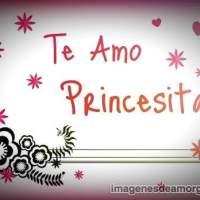 Imágenes de amor: Te amo princesita