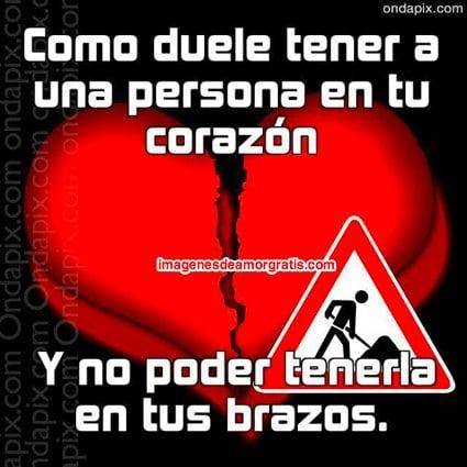 Notas Ondapix De Amor Con Frase Triste