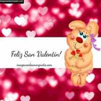 20 Imágenes y tarjetas para San Valentín