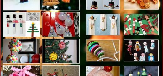 Adornos collage