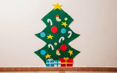 Arboles Para Decorar Aulas.Disena Tu Arbol De Navidad Ii