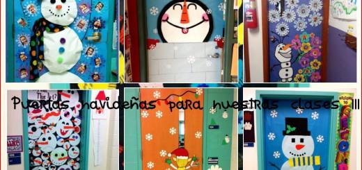 puertas navideas para nuestras clases iii