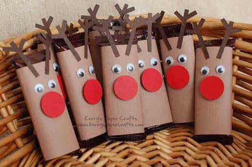 Manualidades Navidad 5 Imagenes Educativas