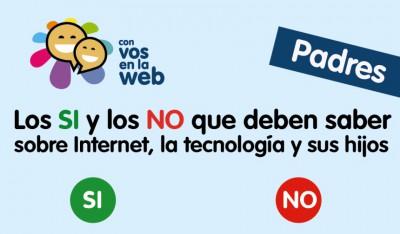Seguridad Internet hijos y alumnos portada