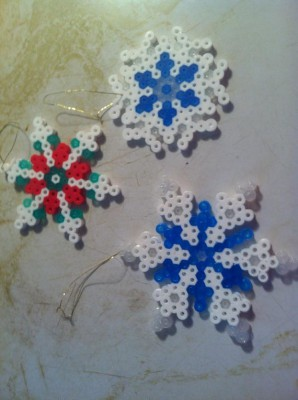manualidades navideñas con hama (4)