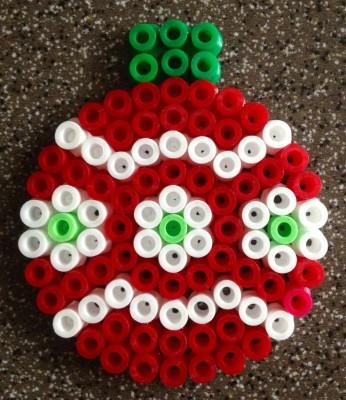 manualidades navideñas con hama (7)