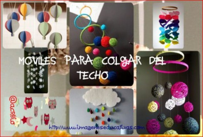 Moviles Techo Collage