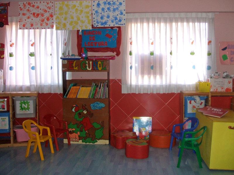 Rincones Educacion Infantil 11 Imagenes Educativas