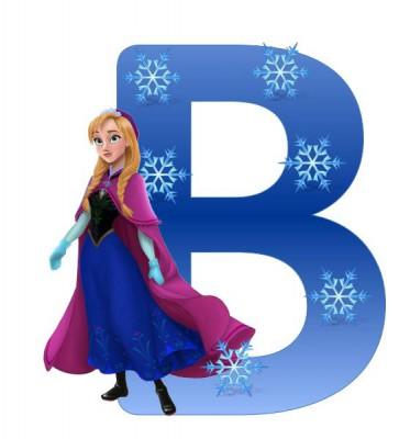 Abecedario Frozen (3)