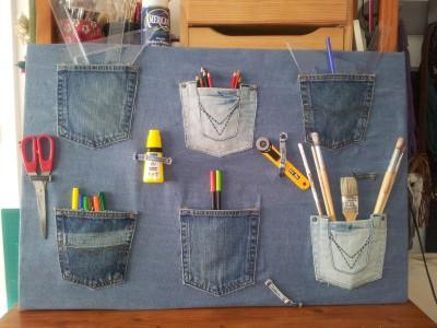 Colección de manualidades con pantalones vaqueros (11)