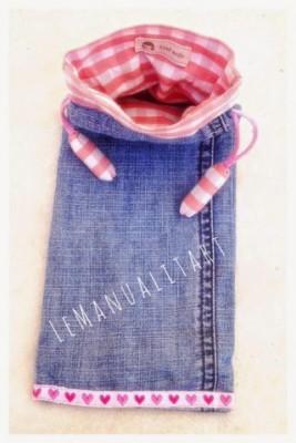 Colección de manualidades con pantalones vaqueros (18)