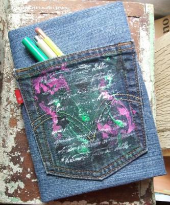 Colección de manualidades con pantalones vaqueros (19)