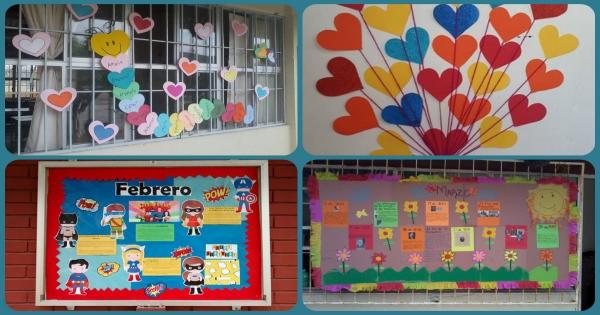 Collage periodico y dia portada imagenes educativas for Grado medio jardin de infancia