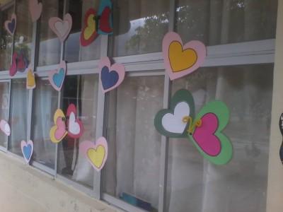 Decoracion dia del amor y dela amistad (2)