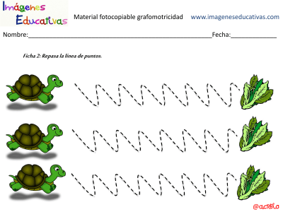 Grafomotricidad Nivel II (3)