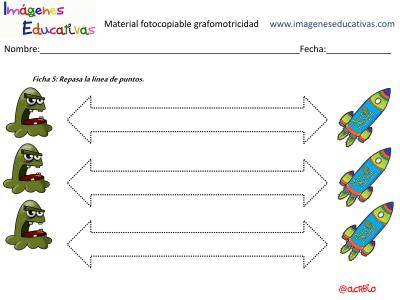 Grafomotricidad Nivel II (6)