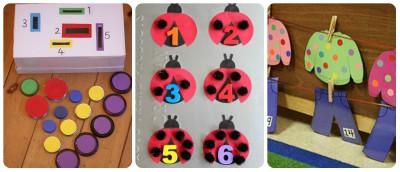 Juegos matematicos Collage 1