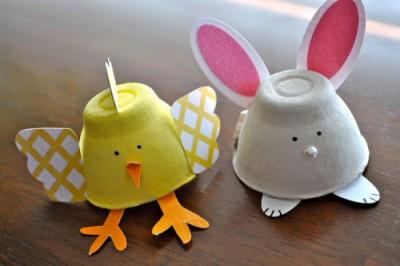 Manualidades con cartones de huevos (3)
