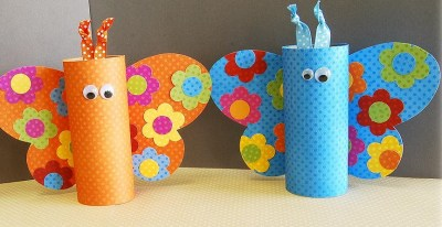 manualidades con rollos de papel higiénico (11)
