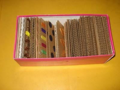 Caja de almacenamiento de textura DIY (3)