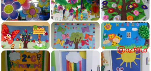 Collage Decoración Primavera 1 Portada