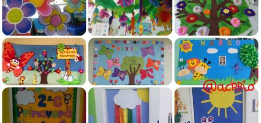Collage Decoración Primavera 1 Portada