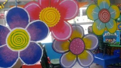 Decoracion de clase detalles primavera (2)