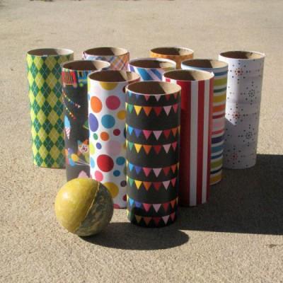 Manualidades con rollos de papel higiénico  (24)