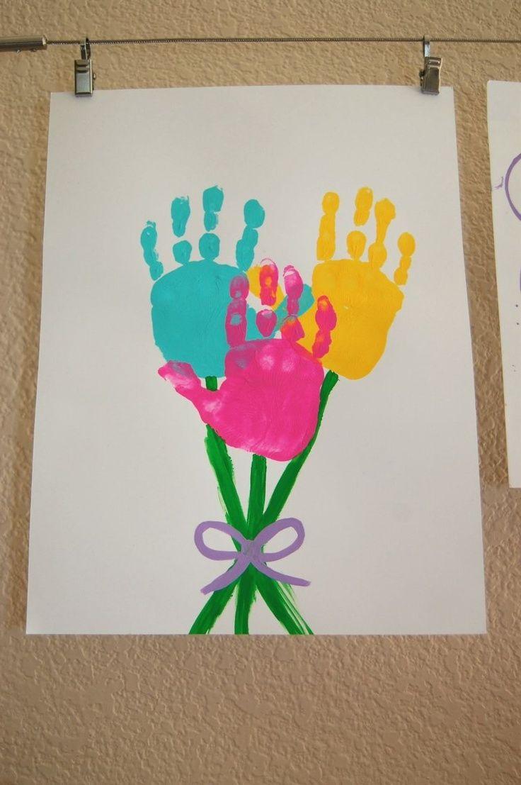 Manualidades de primavera 3 imagenes educativas for Decoracion primavera manualidades