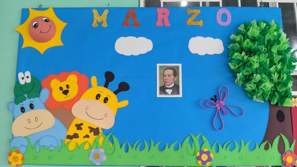 Murales Primavera 5 Imagenes Educativas