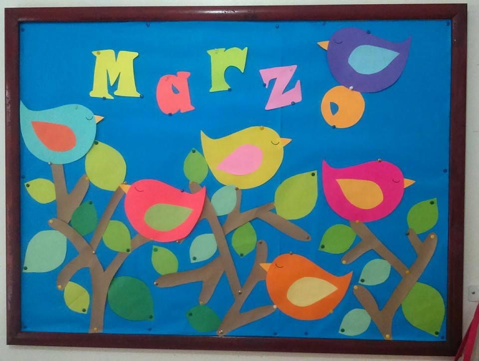 Murales Primavera 9 Imagenes Educativas