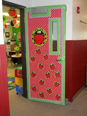 Puertar decorar clase 1 imagenes educativas for Puertas decoradas para regreso a clases