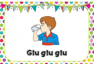 Estimulación del lenguaje con Onomatopeyas en imágenes. (6)