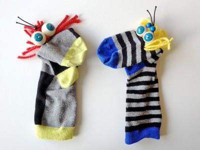 Marionetas Calcetines (1)