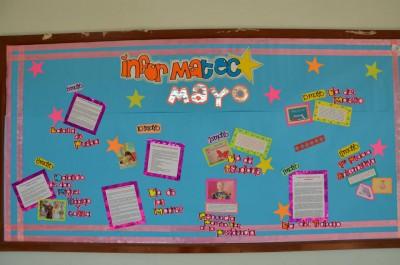 Periódico Mural Mayo mes de las Madres (2)