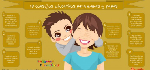 10 consejos educativos para mamas y papas Portada