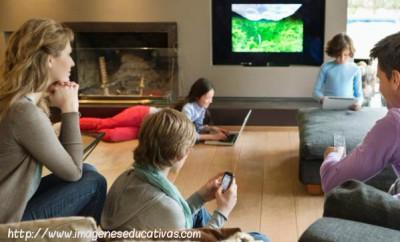 10 razones para desconectar de la tecnología y conectar con la familia