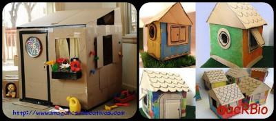 Casas de Cartón Collage