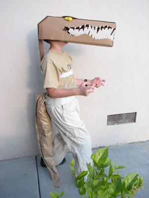 Disfraces caseros para niños (14)