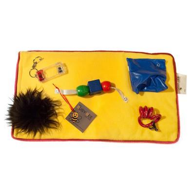 Mantas y cojines DIY para el desarrollo sensorial y motriz (4)