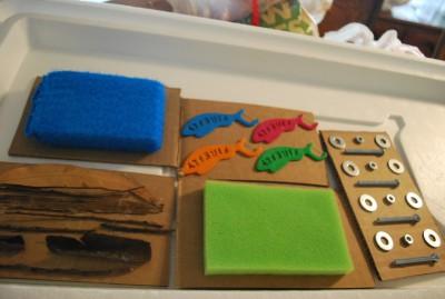 Nueva Caja de almacenamiento de textura DIY (17)