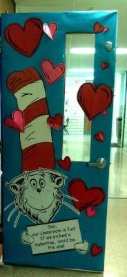 Puertas decoración Clase (2)